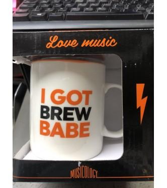 I Got Brew Babe Mug