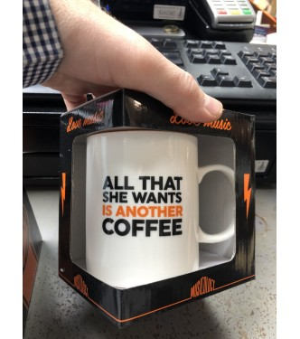 All That She Wants is Another Coffee Mug