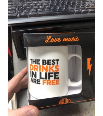 The Best Drinks in Life are Free