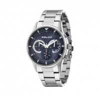 Police Men's Driver Stainless Steel Bracelet Watch 14383JS/03M