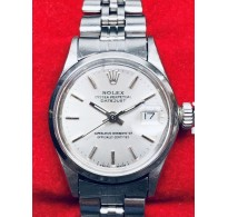 Ladies Rolex Steel 6519 Circa 1970