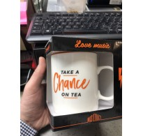 Take a chance on Tea Mug