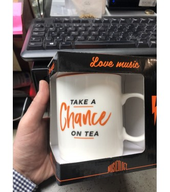 Take a chance on Tea Mug